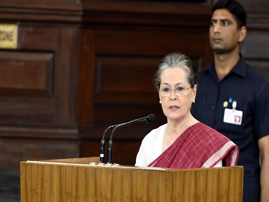Cong chief Sonia Gandhi meets leaders from North East, NRC among issues discussed