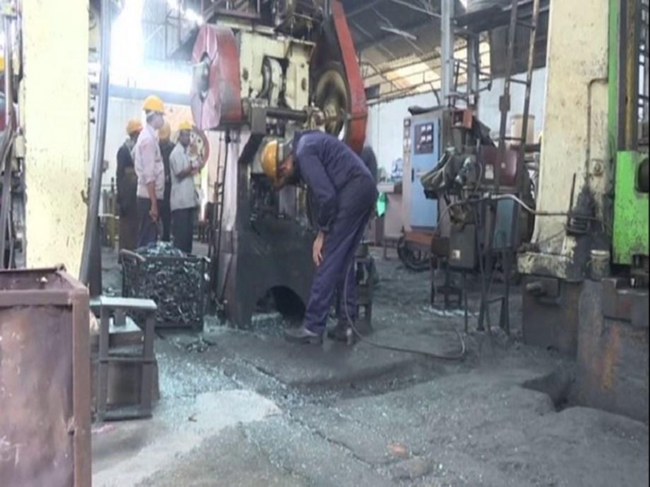Karnataka: Foundry industry in Shivamogga facing slowdown, seeks relief