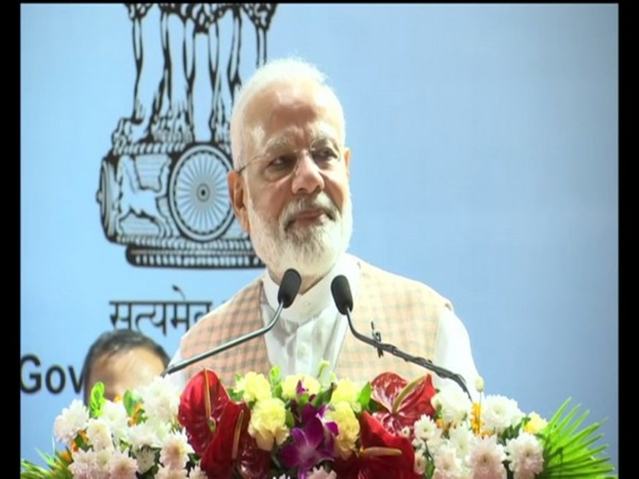 Whatever big decisions were taken in past 100 days, inspiration behind them were 130 crore people of country, says Modi