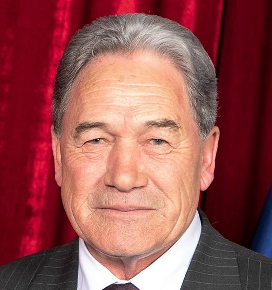 Foreign Min Winston Peters opens New Zealand's new embassy in Stockholm