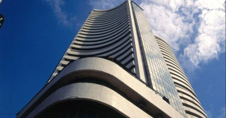 Sensex closes 107 points lower as investors turn cautious