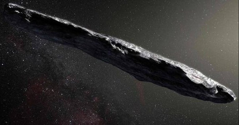 'Oumuamua' may be alien probe sent to investigate Earth: Scientists