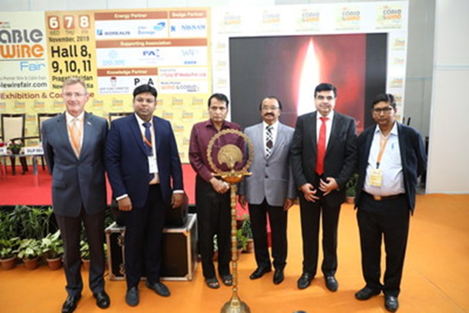 Cable & Wire Fair 2019: Focusing on the Importance of the Growth of the Wire and Cable Industry for Infrastructural Development