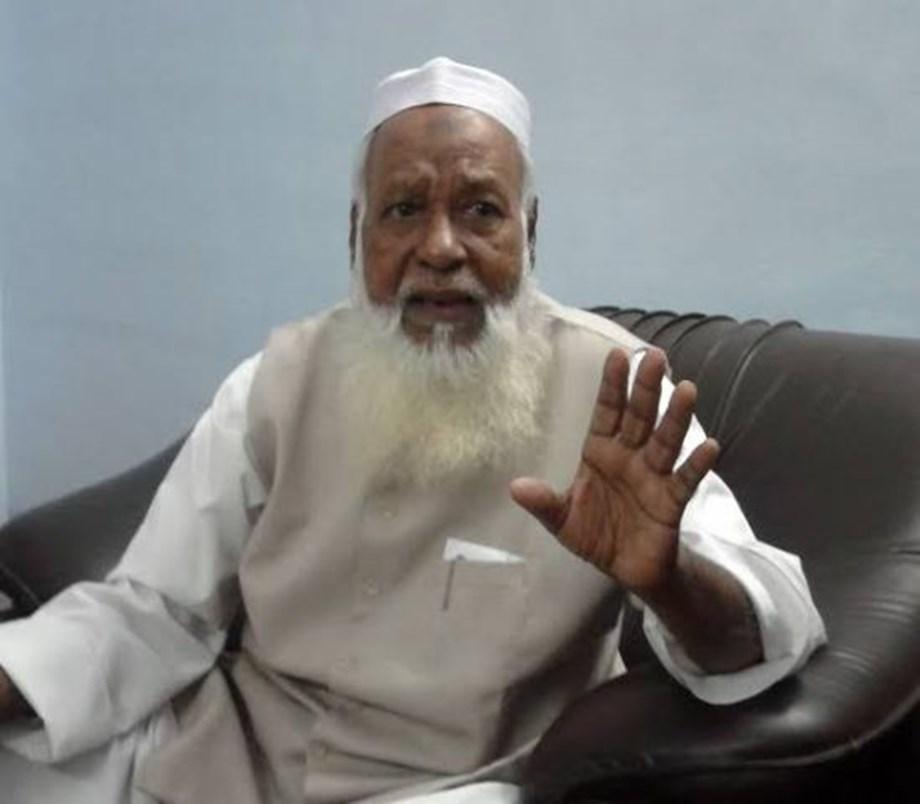 Congress MP Maulana Asrarul Haq Qasmi passes away