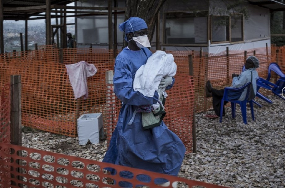 Ebola cases surge to major Congo city, Epidemiological situation in Butembo