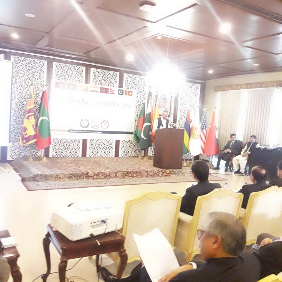 South Asian University celebrates 34th SAARC Charter Day