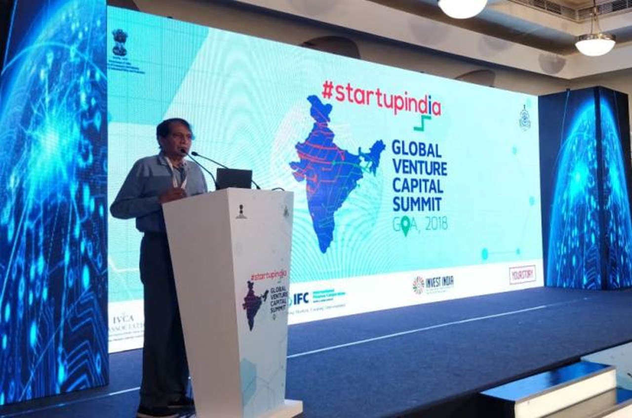 Indian Startup industry to reach 10 trillion dollars by 2035: Prabhu