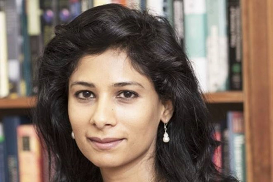 Indian-American Gita Gopinath becomes first woman chief economist of IMF
