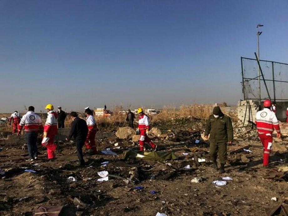 Ukraine prosecutor investigating 'willful killing' in Iran plane crash