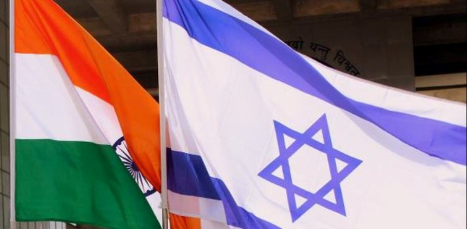 Future vision of India-Israel cooperation is of strong hi-tech partnership