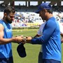 """Dhoni checks in after India victory, Kohli asks reporters to say """"hello"""""""