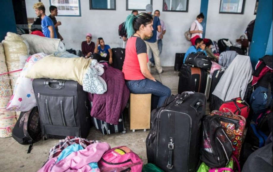 """El Salvador says it was """"bargaining chip"""" in Mexico's migration deal with U.S."""
