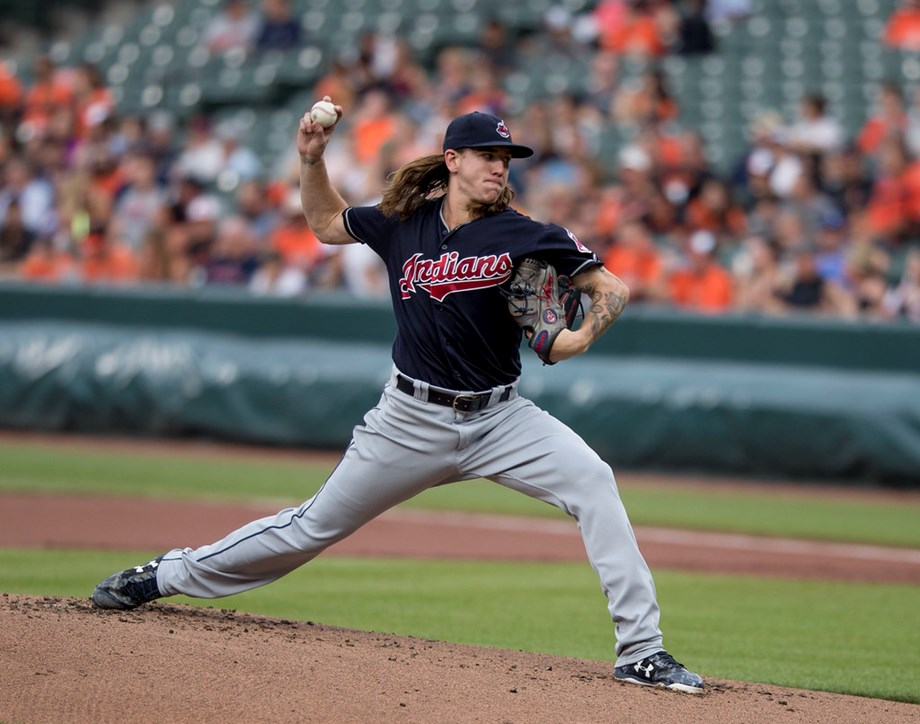 Indians RHP Clevinger to undergo knee surgery