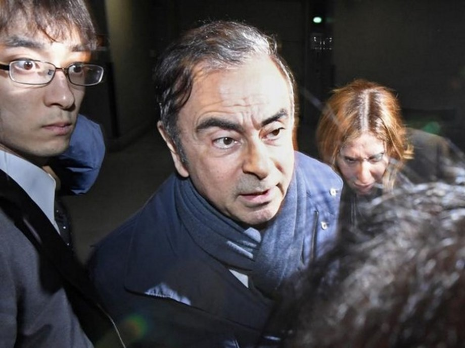 Ghosn wife to be quizzed in Tokyo court in links with financial irregularities