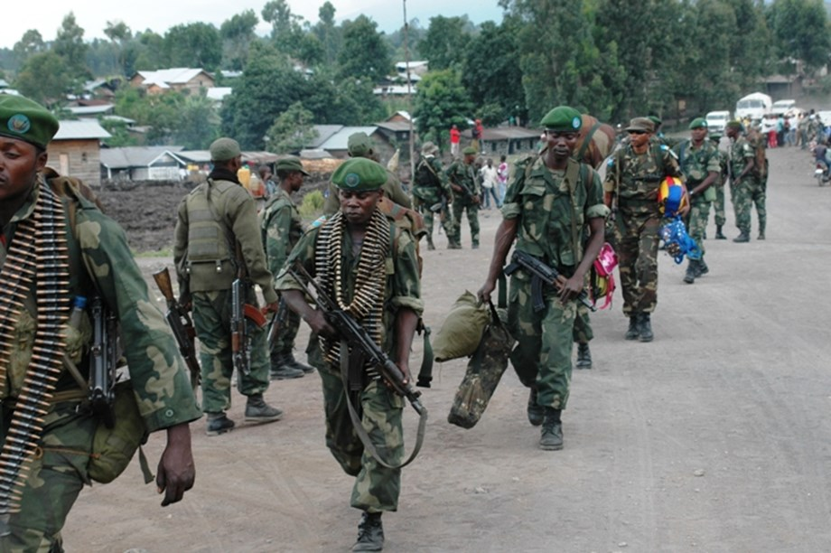 Thousands of civilians escape due to deadly fighting in east DR Congo