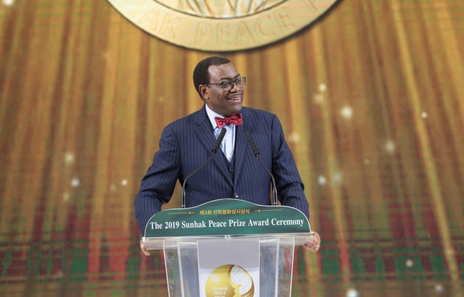 AfDB Chief Adesina arrives in Washington for high-level