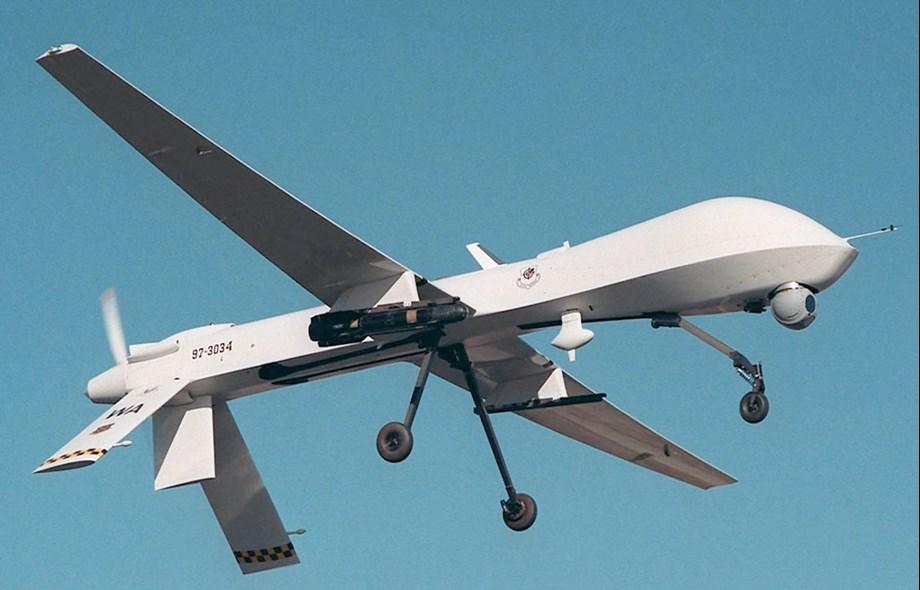 Saudi intercepts five Yemen rebel drones in new airport attack: coalition