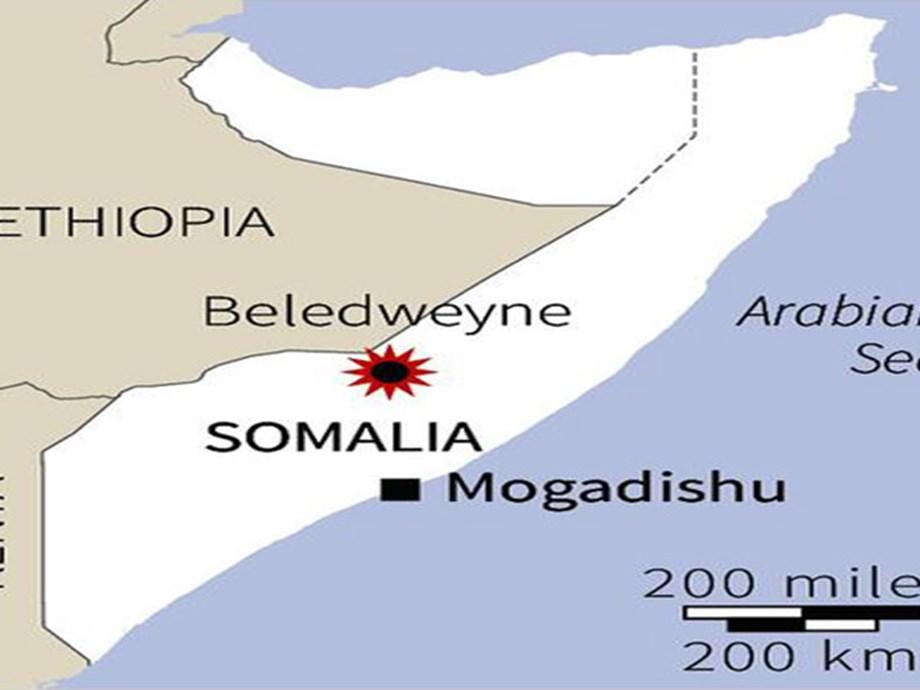 At least seven dead in Somalia hotel attack