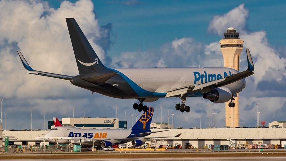 Amazon's fleet expansion a boost for Israel Aerospace