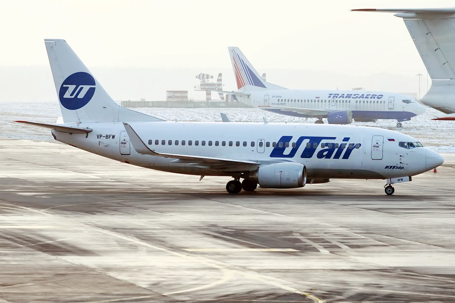 Utair flight to Berlin makes emergency landing in Moscow - reports