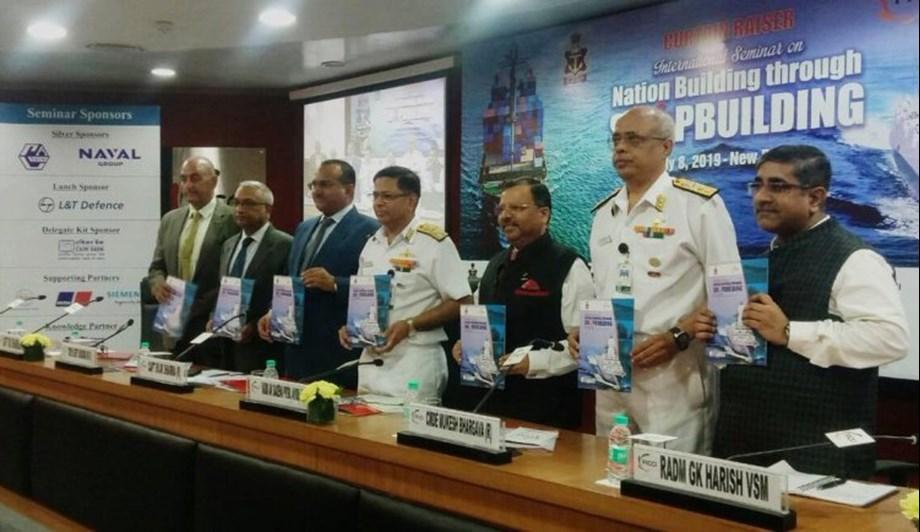 Curtain Raiser- FICCI seminar on 'Nation Building Through Shipbuilding'