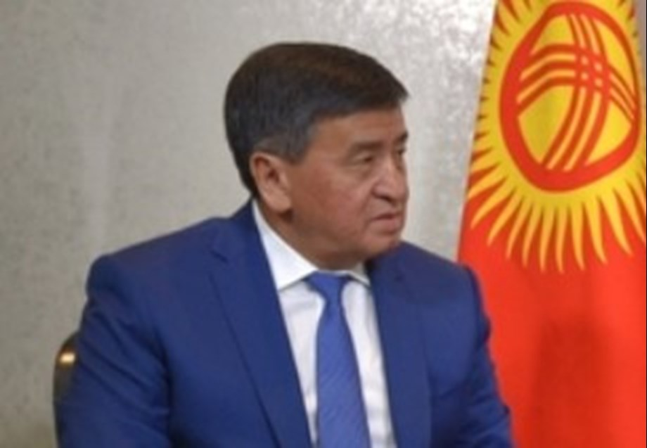 Ex-Kyrgyz president Atambayev has been detained by authorities - Ifax