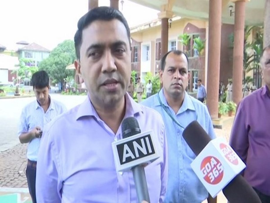 Goa CM urges industrialists, others to contribute to relief fund