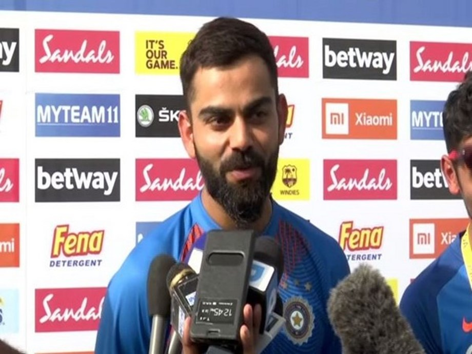 Kohli says blow on thumb not of serious concern, should be fine for 1st Test
