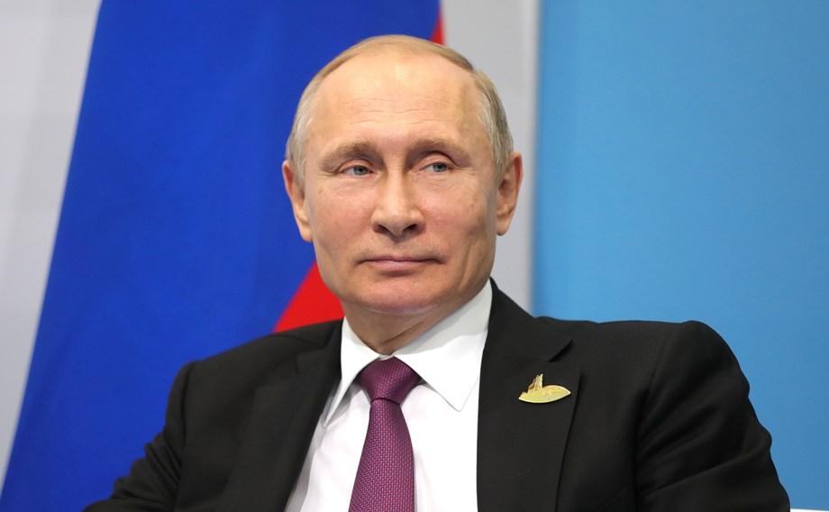 Russian President Vladimir Putin says Sunday regional elections went well