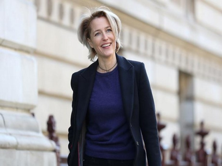 Gillian Anderson cast as Margaret Thatcher in 'The Crown' Season 4