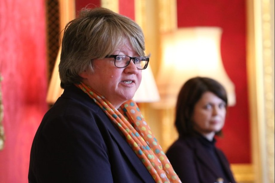 Therese Coffey appointed UK work and pensions minister - PM's office