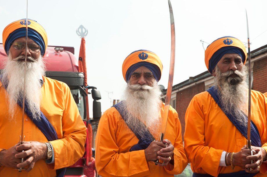 Bike rally to mark 550th birth anniversary of Sikhism founder
