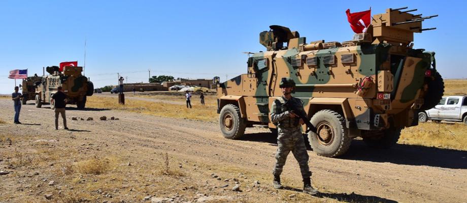 Kurdish-led SDF says Turkish invasion has revived IS, urges no-fly zone