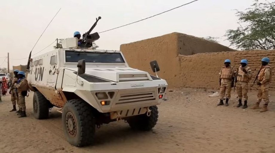 UN peacekeepers protecting 400 civilians displaced by violence in CAR