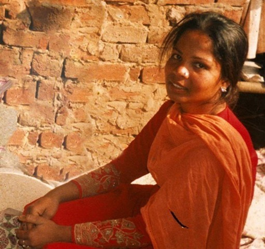Pakistani Christian woman acquitted of blasphemy freed from jail