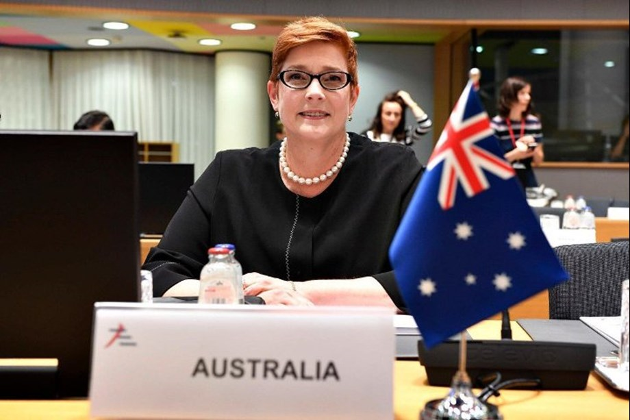 Australia welcomes Chinese investment, says Foreign Min Marise Payne