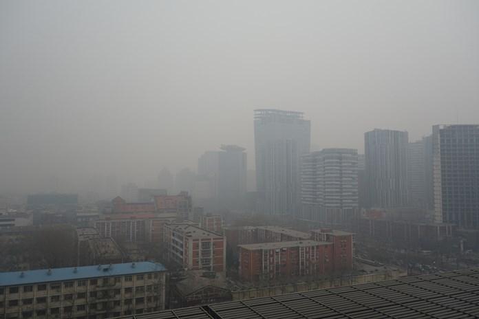 Thailand to make artificial rain form cloud seeding process to unchoke Bangkok