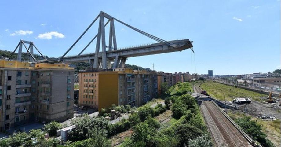 Genoa bridge collapse: Incident cost companies 422 million euros in damages