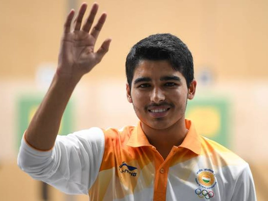 Saurabh Chaudhary wins another gold medal for India at Airgun Championship