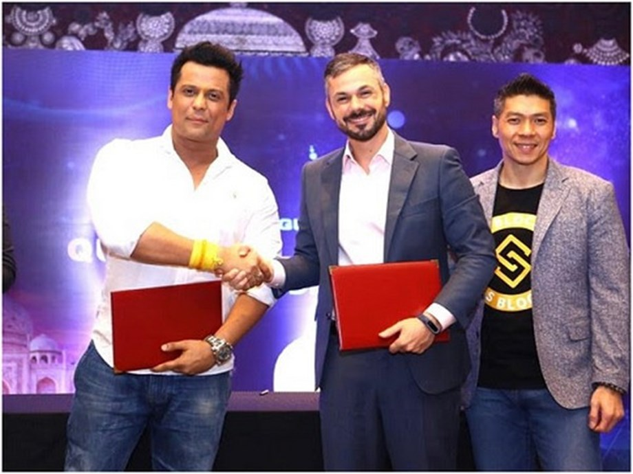 International e-wallet S Block Quantum Leap and Running Horses Films announce Bollywood collaboration