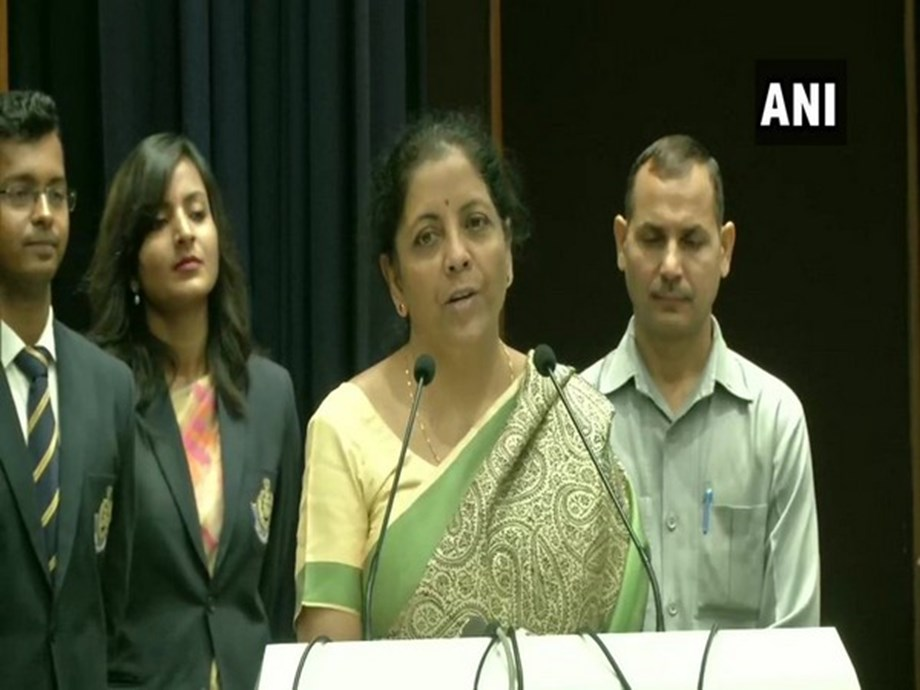 Facilitate tax payers by explaining the law, Nirmala Sitharaman advises IRS officers