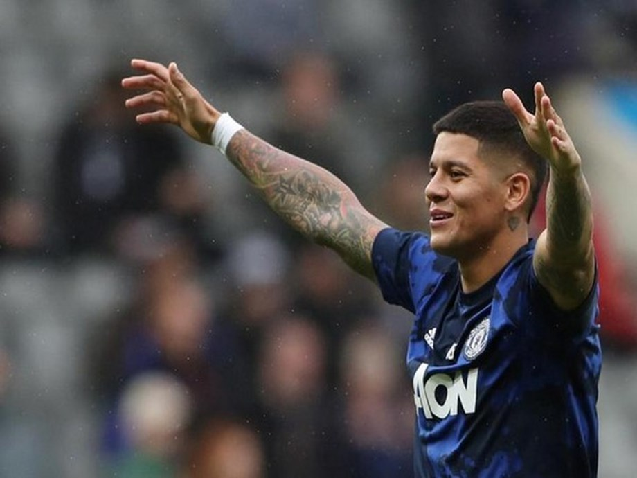 Ole Gunnar Solskjaer calls Rojo 'top-quality footballer' after win over Partizan
