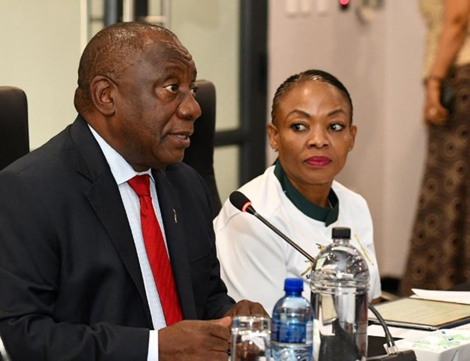 President Ramaphosa commends 4IR Commission for work done to date