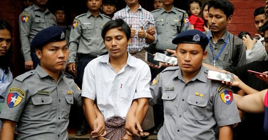 Jailed journalist will be tried this month in Burmese court