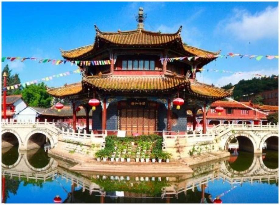 Chinese Kunming city aka 'city of eternal spring' wooing Indian tourist to Yunnan