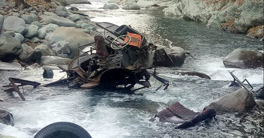 13 killed in two separate accidents in J-K