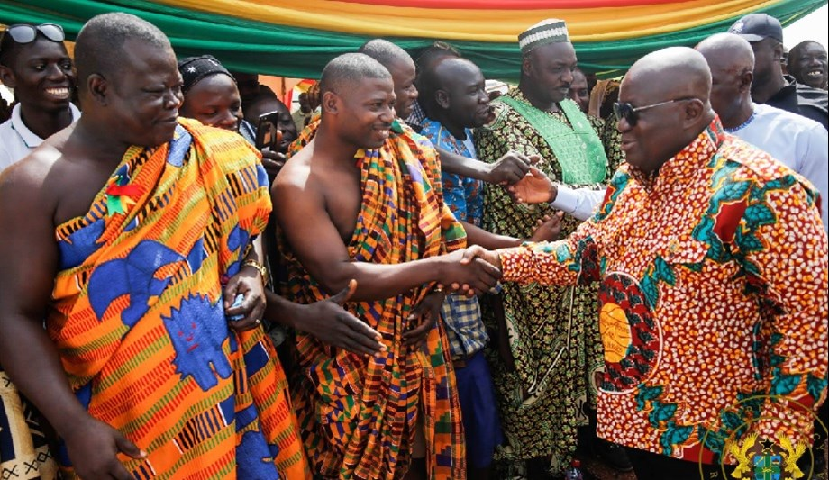 Ghana's President Nana Akufo-Addo assures heavy investment in agriculture in 2019