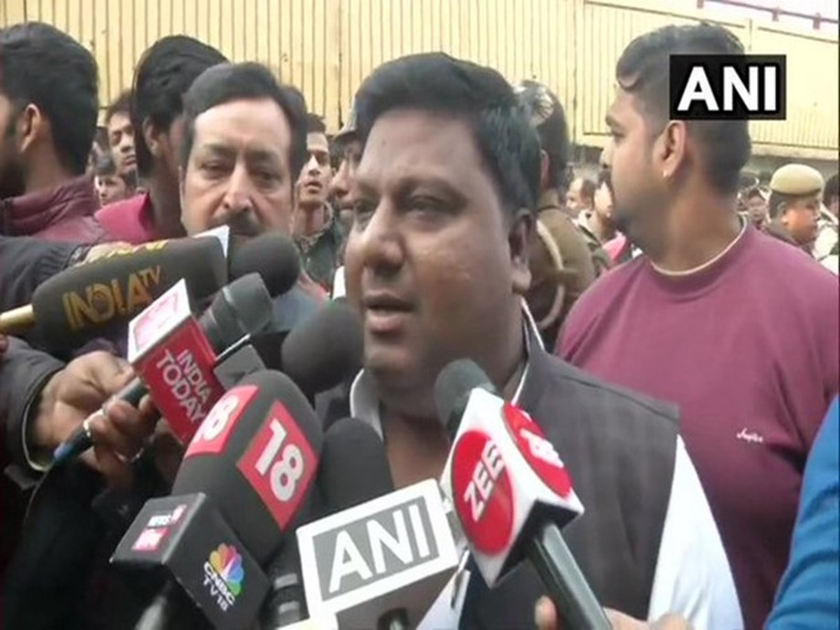 Anaj Mandi Fire: Delhi minister Imran Hussain expresses grief, assures thorough probe