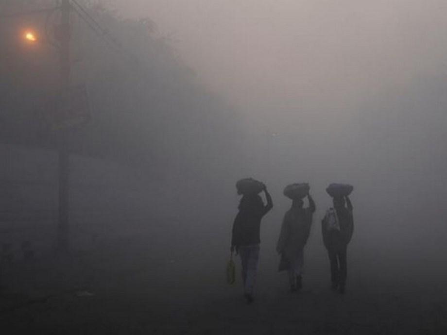 Thick blanket of fog engulfs Meghalaya