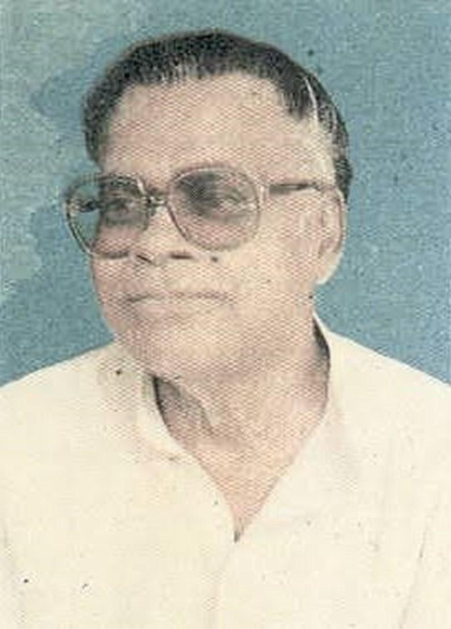 Ex-Odisha Minister Bhagabat Prasad Mohanty no more